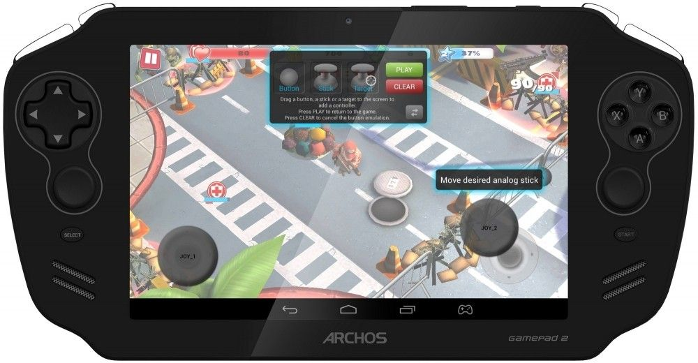 Планшет  Archos GamePad 2 Black