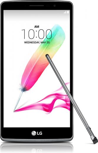 Мобильный телефон LG G4 Stylus H540F Titan