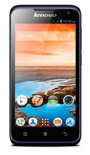 Мобильный телефон Lenovo A526 Dark Blue