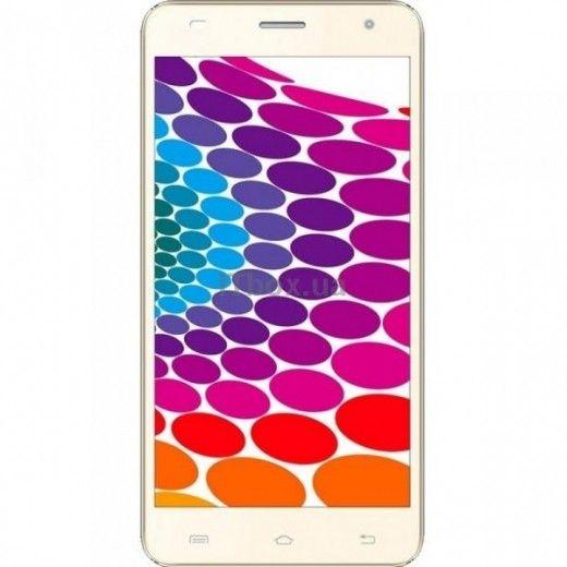 Мобильный телефон Nomi i504 Dream Gold