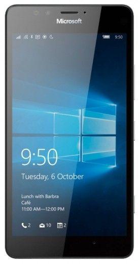 Мобильный телефон Microsoft Lumia 950 Black
