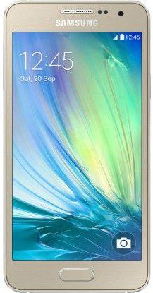 Мобильный телефон Samsung Galaxy A3 SM-A300H Gold