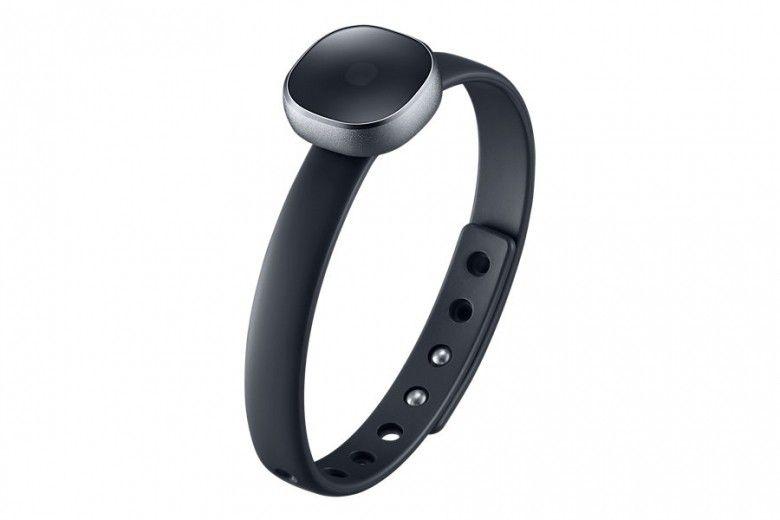 Фитнес-трекер Samsung (EI-AN920BBEGRU) Black