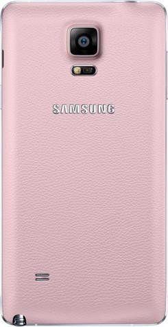 Чехол Samsung для Galaxy Note 4 Pink (EF-ON910SPEGRU)
