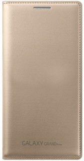 Чехол Samsung Flip Wallet для Samsung Galaxy Grand Prime Gold (EF-WG530BFEGRU)