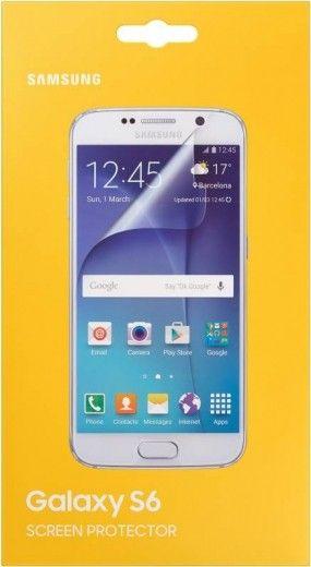 Защитная пленка на Samsung Galaxy S6 ET-FG920CTEGRU
