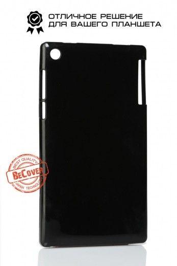 Силиконовый чехол BeCover для Lenovo Tab 2 A7-30 Black