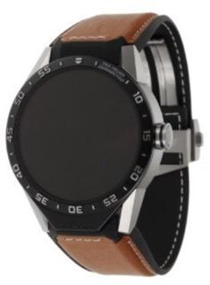 Смарт часы TAG Heuer Connected Leather Black
