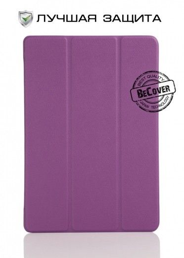 Чехол-книжка BeCover Smart Case для Asus ZenPad 10 Z300 Purple