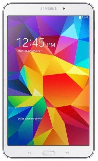 Планшет Samsung Galaxy Tab 4 8.0 16GB White (SM-T330NZWASEK)