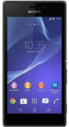 Мобильный телефон Sony Xperia M2 Aqua D2403 Black