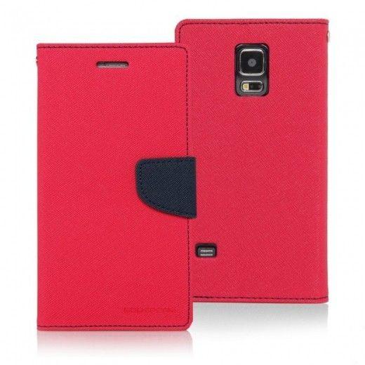 Чехол-книжка Book Cover Goospery Samsung J500 Red