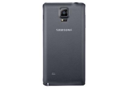 Накладка Samsung EF-ON915S для Samsung Galaxy Note Edge N915F (EF-ON915SBEGRU) Charcoal Black