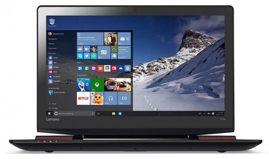 Ноутбук Lenovo IdeaPad Y700-17 (80Q0005VUA) Black