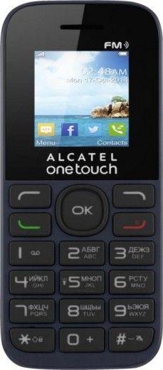 Мобильный телефон Alcatel One Touch 1013D Black