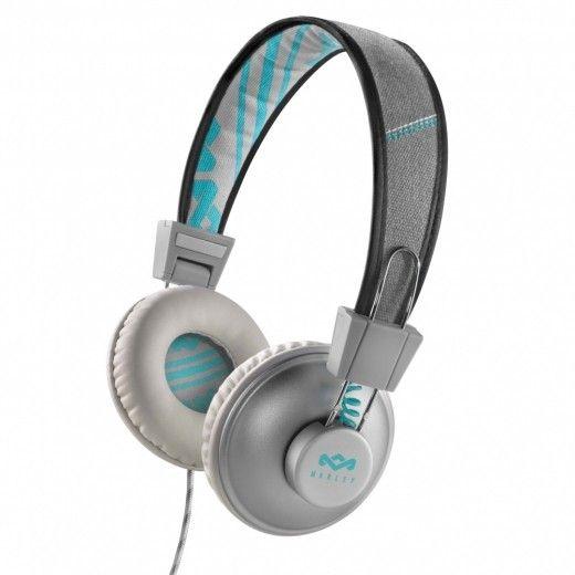 Навушники The House of Marley Positive Vibration Microphone Mist (EM-JH011-SM)