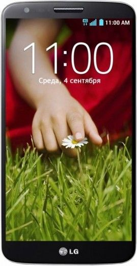 Смартфон LG D802 G2 32GB Black