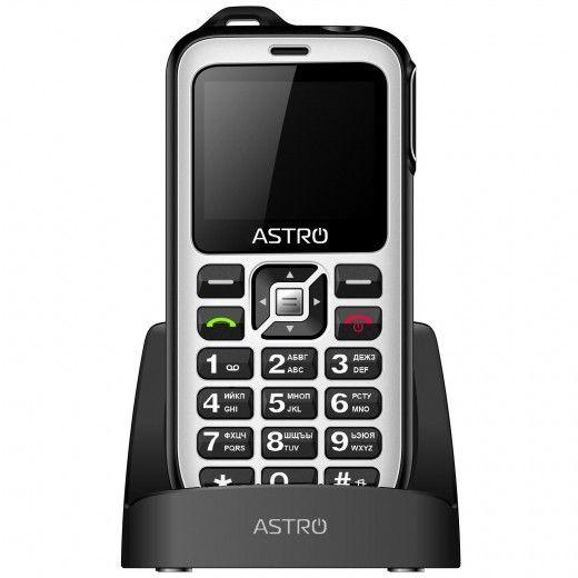 Мобильный телефон ASTRO B200 RX White