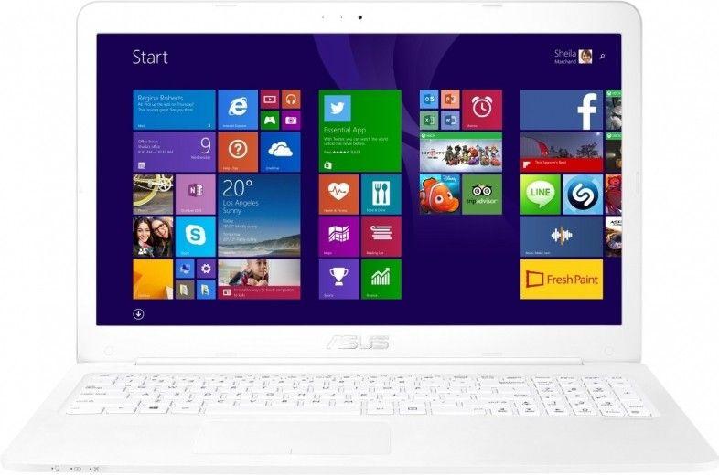 Ноутбук ASUS E502SA (E502SA-XO013T) White