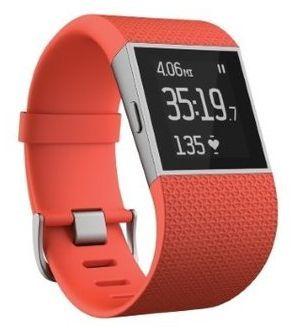 Фитнес-трекер Fitbit Surge Large Tangerine Larg (FBSUTAL)