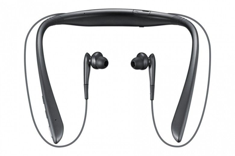 Наушники Samsung Level U Pro Black (EO-BN920CBE)