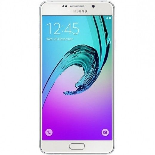Мобильный телефон Samsung Galaxy A7 2016 Duos SM-A710 16Gb (SM-A710FZWDSEK) White