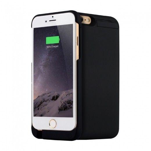 Чехол-аккумулятор AIRON Power Case для IPhone 6/6s Black