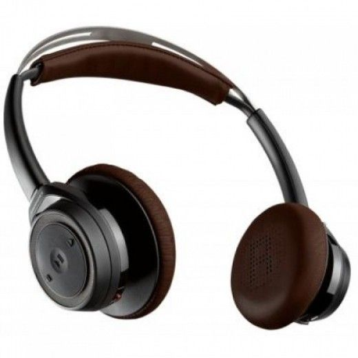 Наушники  Plantronics BackBeat SENSE Black (202649-01)