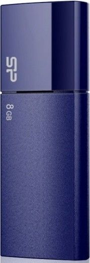 USB флеш накопитель Silicon Power 8 GB Ultima U05 Deep Blue (SP008GBUF2U05V1D)