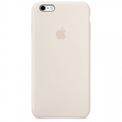 Панель Apple iPhone 6s Silicone Case Antique White (MLCX2ZM/A)