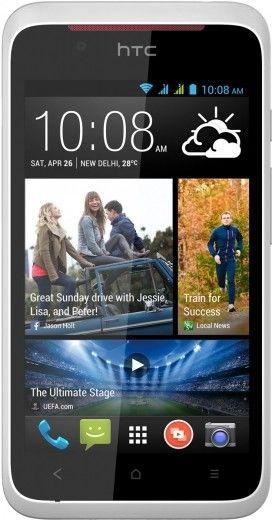Мобильный телефон HTC Desire 210 Dual Sim White