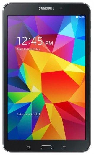 Планшет Samsung Galaxy Tab 4 8.0 16GB Black (SM-T330NYKASEK)