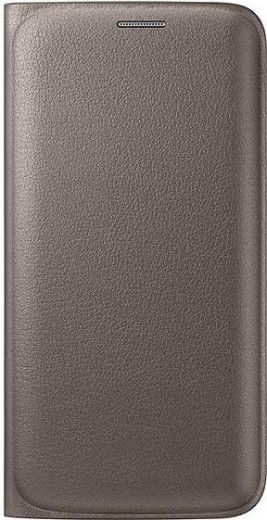 Чехол Samsung Zero Edge для Samsung Galaxy S6 Edge Gold (EF-WG925PFEGRU)