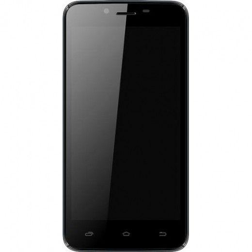 Смартфон Nomi i505 Jet Black