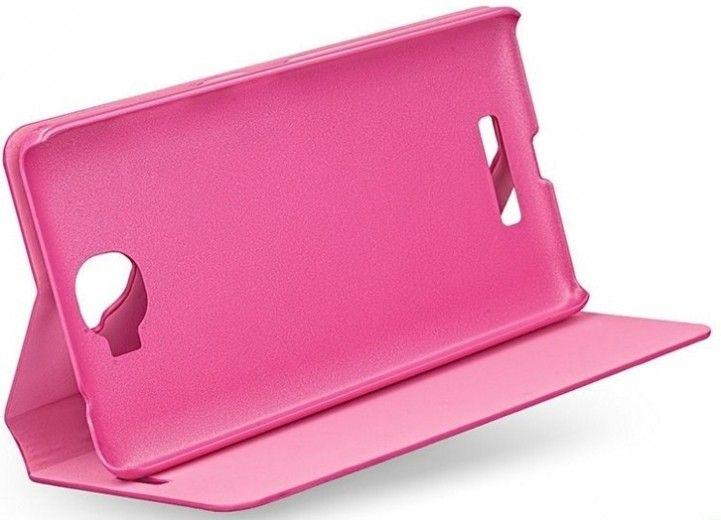 Чехол-книжка Book Cover Goospery Lenovo A536/A368 Pink