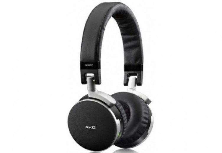 Навушники AKG K495 NC Black (K495NC)
