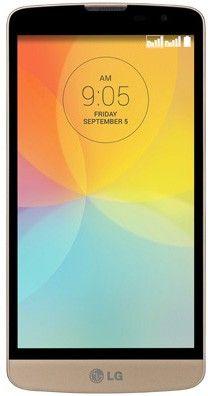 Мобильный телефон LG L Bello D335 Gold