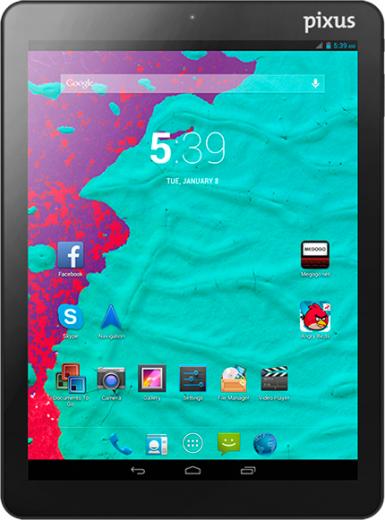 Планшет Pixus Touch 9.7 3G