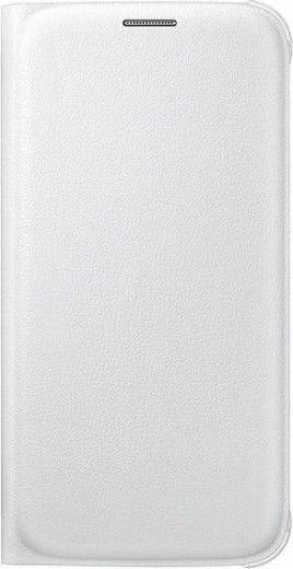 Чехол Samsung Zero для Samsung Galaxy S6 White (EF-WG920PWEGRU)