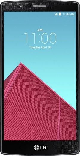 Мобильный телефон LG H818 G4 Leather Black