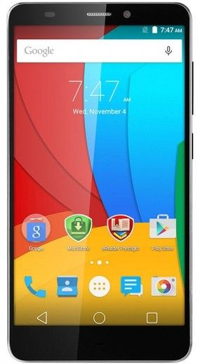 Мобильный телефон Prestigio MultiPhone Grace S5 LTE 5551 Duo Black
