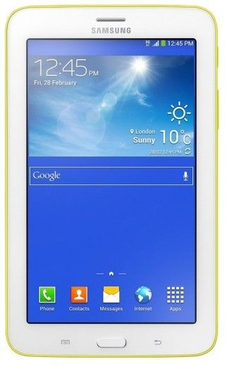 Планшет Samsung Galaxy Tab 3 Lite 7.0 8GB 3G Lemon Yellow (SM-T111NLYASEK)