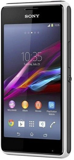 Мобильный телефон Sony Xperia E1 D2005 White