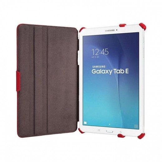 Обложка AIRON Premium для Samsung Galaxy Tab E 9.6 Red