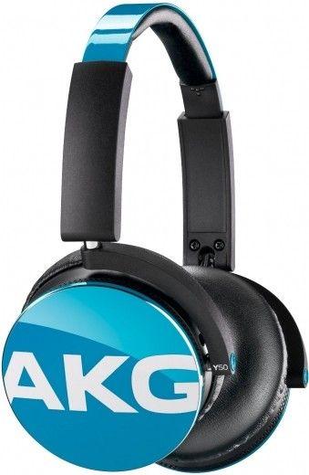 Навушники AKG Y50 Teal (Y50TEL)