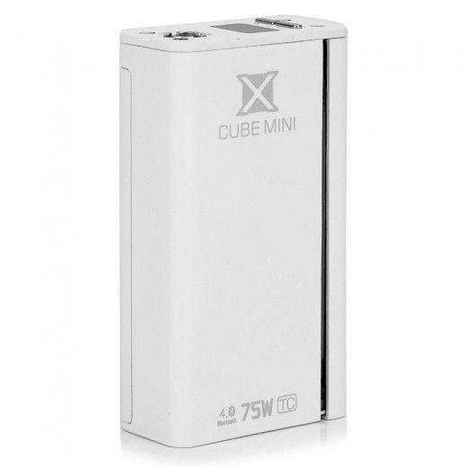 Батарейный мод Smok X Cube Mini 75W TC Kit White (SXCM75WTCKWT)
