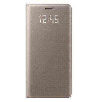 Чехол Samsung LED View для Samsung N930 Galaxy Note 7 Gold (EF-NN930PFEGRU)