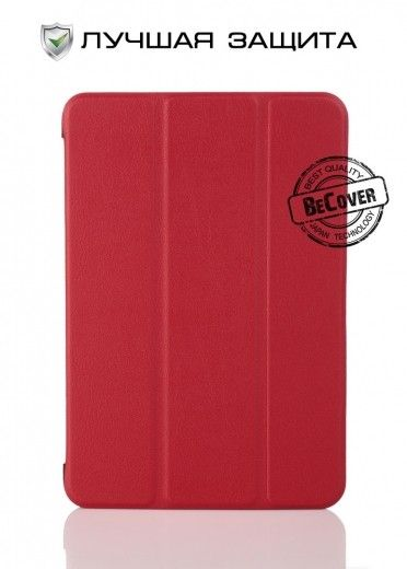 Чехол-книжка BeCover Smart Case для Samsung Tab S2 8.0 T710/T715 Red