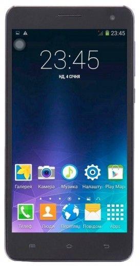 Мобильный телефон Nomi i550 Space Black