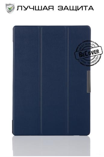 Чехол-книжка BeCover Smart Case для Lenovo Tab 2 A10-70 Deep Blue